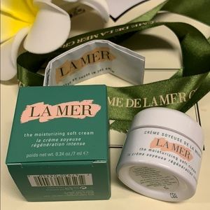 La Mer The Moisturizing Soft Cream 0.24 oz. in Box